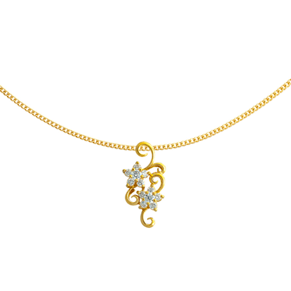 Picture of Gold-plated Pendant (PT8652)