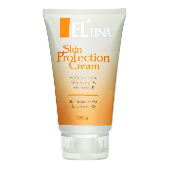 Picture of ELTINA Skin Protection Cream with Lemon, Ginseng and Vitamin E