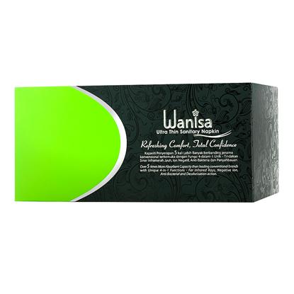 Picture of WANISA Ultra Thin Sanitary Napkin(Day)