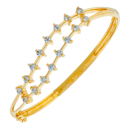 Picture of Gold Plated Bangle Jewellery (BG8435)