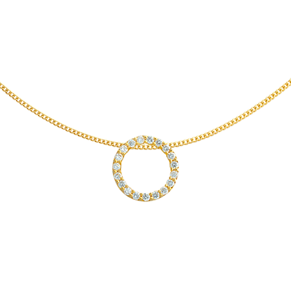 Picture of Gold-plated Pendant (PT8664)