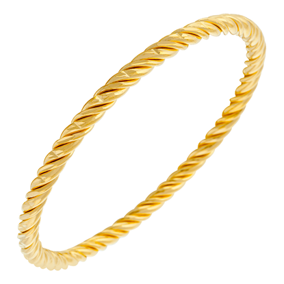 Picture of Gold Plated Bangle Jewellery (BG8440)