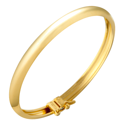 Picture of Gold Plated Bangle Jewellery for Children (BG8525)