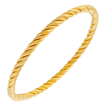 Picture of Gold Plated Bangle Jewellery (BG8448)