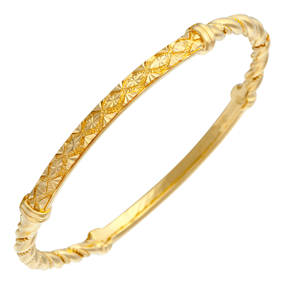Picture of Gold Plated Bangle Jewellery  (BG8450)