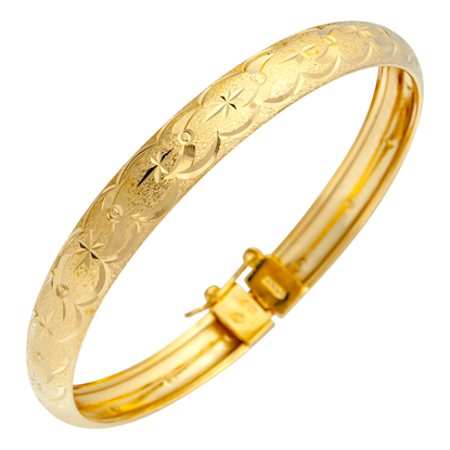 Picture of Gold Plated Bangle Jewellery (BG8454)