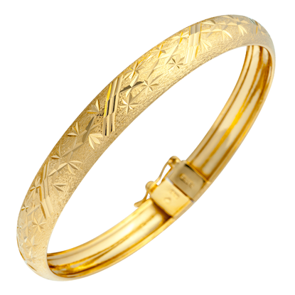Picture of Gold Plated Bangle Jewellery (BG8456)