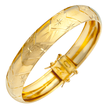 Picture of Gold Plated Bangle Jewellery (BG8457)