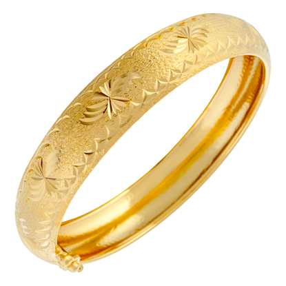 Picture of Gold Plated Bangle Jewellery (BG8459)