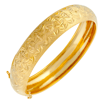 Picture of Gold Plated Bangle Jewellery (BG8463)