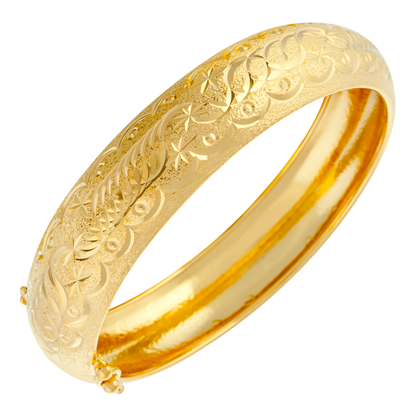 Picture of Gold Plated Bangle Jewellery (BG8465)