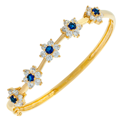Picture of Gold Plated Bangle Jewellery (BG8584)