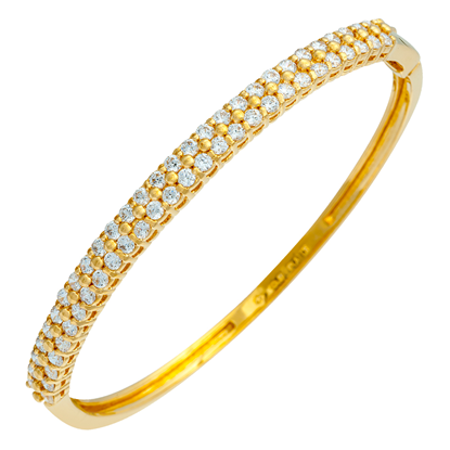 Picture of Gold Plated Bangle Jewellery (BG8687)