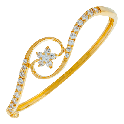 Picture of Gold Plated Bangle Jewellery (BG8688)