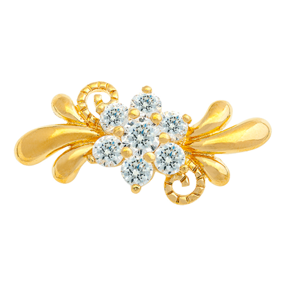 Picture of Gold Plated Brooch Jewellery (BH8585)