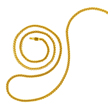 Picture of Gold Plated Chain Jewellery (CH8404)