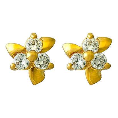 Picture of Gold Plated Earrings Jewellery (ER8266)