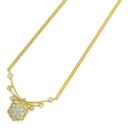 Picture of Gold Plated Necklace Jewellery (NL8393)