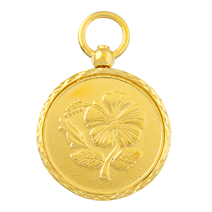 Picture of Gold Plated Pendant Jewellery (PT8353)