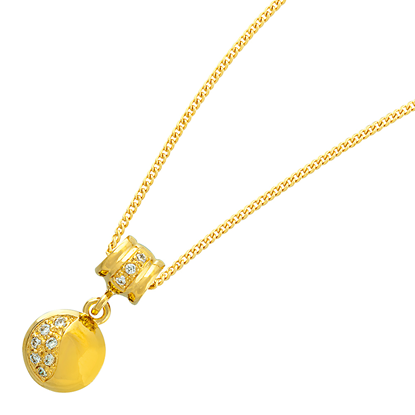 Picture of Gold Plated Pendant Jewellery (PT8374)