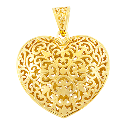 Picture of Gold Plated Pendant Jewellery (PT8534)