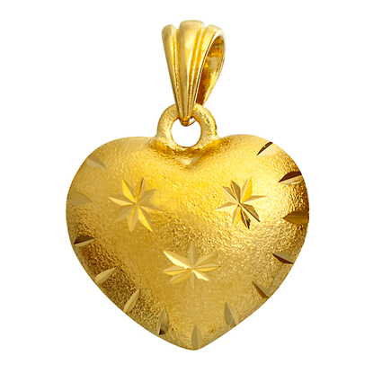 Picture of Gold Plated Pendant Jewellery (PT8552)