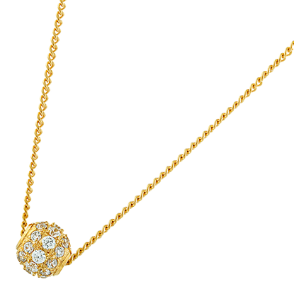 Picture of Gold Plated Pendant Jewellery (PT8628)