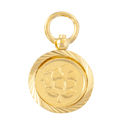 Picture of Gold Plated Pendant Jewellery  (PT8527)