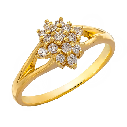 Picture of Gold Plated Ring Jewellery (RG8138)