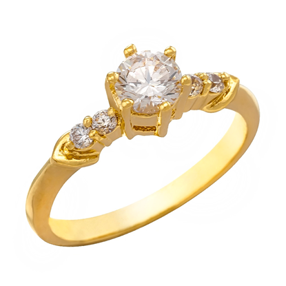Picture of Gold Plated Ring Jewellery (RG8144)