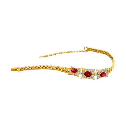 Picture of Gold Plated Bracelet Jewellery (BT8098)