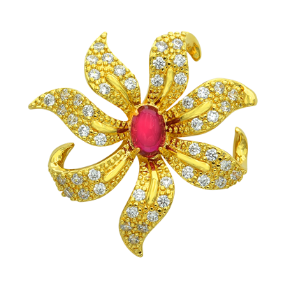 Picture of Gold Plated Brooch Jewellery (BH8924)