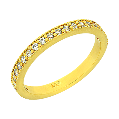 Picture of Gold Plated Ring Jewellery (RG8929)