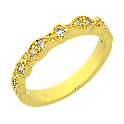 Picture of Gold Plated Ring Jewellery (RG8930)