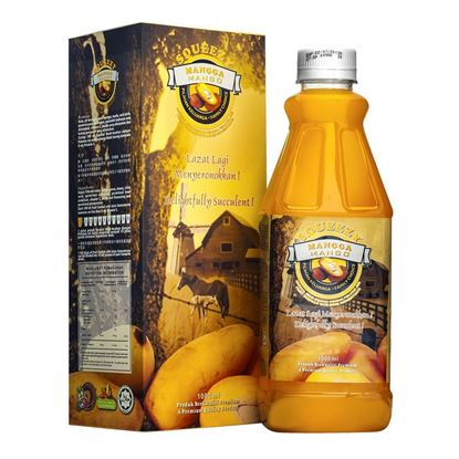 Picture of SQUEEZY Mango Cordial with Juice Concentrate