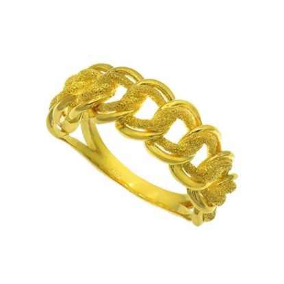 Picture of Gold Plated Ring Jewellery (RG8951)