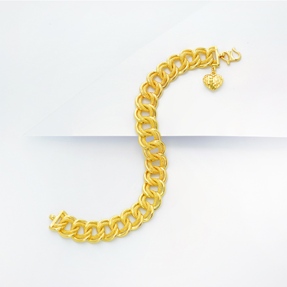 Picture of Gold Plated Bracelet Jewellery (BT8947)