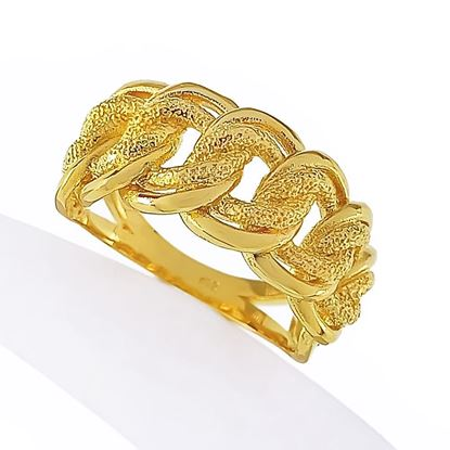 Picture of Gold Plated Ring Jewellery (RG8950)