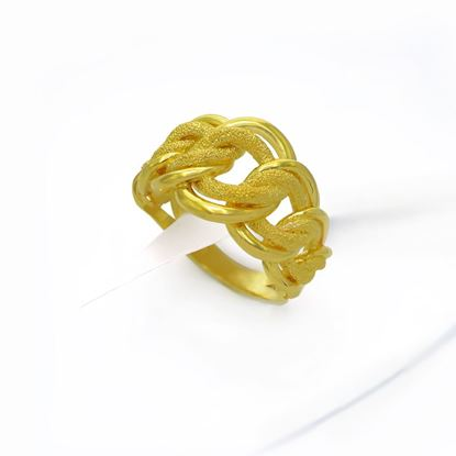 Picture of Gold Plated Ring Jewellery (RG8952)
