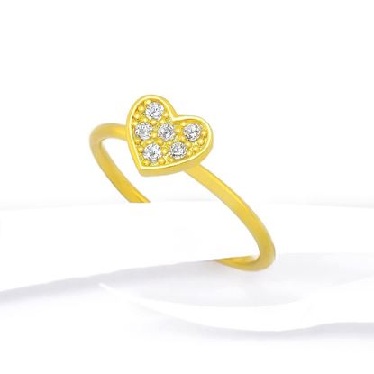Picture of Gold Plated Ring Jewellery (RG8927)