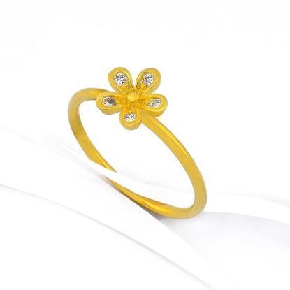Picture of Gold Plated Ring Jewellery (RG8928)