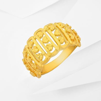Picture of Gold Plated Ring Jewellery (RG8976)